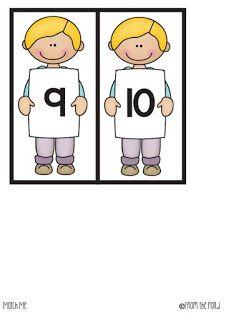 mikapanteleon-PawakomastoNhpiagwgeio: Μαθηματικά στο Νηπιαγωγείο 2018 Number Activities, Preschool Themes, Activities For Kids, School Labels, Numeracy, Childhood Education, Math Centers, Kids And Parenting, Kids Learning