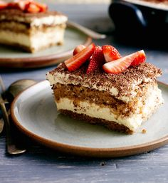 Tiramisu cake: This tiramisu with a twist will soon become a regular on your dessert menu.