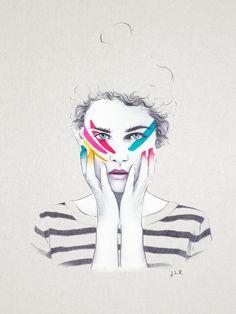 Personal Work - Jenny Liz Rome Illustration