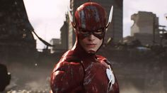 Ezra Miller will play the movie version of 'The Flash' in 'DC's: The Justice League'
