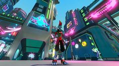 Hover: Revolt Of Gamers is Now Available Jet Set Radio 2.0