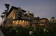 Galveston's 'Haunted' Hotel Galvez Offers a haunting good time with Annual Ghost Tour and Dinner