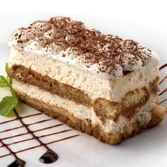 This recipe for homemade tiramisu includes the homemade ladyfingers.