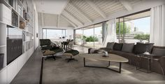 Neve Tzedek New Project by the - penthouse apartment
