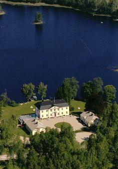 Svartå Herrgård (mansion) just outside of Örebro in Bergslagen and in between the provinces of Närke/Värmland.