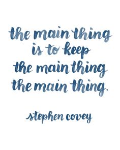 Presents for You: Brush Lettered Stephen Covey Quote Quotable Quotes, True Quotes, Great Quotes, Quotes To Live By, Motivational Quotes, Funny Quotes, Inspirational Quotes, Jesus Quotes, Stephen Covey Quotes