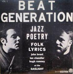 BEAT generation. Jazz poetry