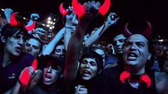 AC/DC - Thunderstruck (Live at River Plate), via YouTube.
