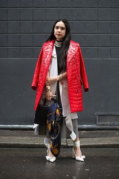 STYLECASTER | 50 Chic Ways to Layer your Outfit