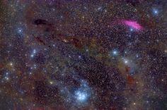 Comet PanSTARRS is near the Edge