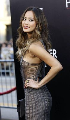 Jamie Chung ☼ Pinterest policies respected.( *`ω´) If you don't like what you see❤, please be kind and just move along. ❇☽