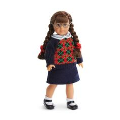 Molly McIntire Mini Doll, American Girl You can order the Historic Series from the catalog.