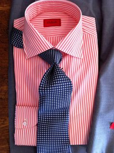 shirt and tie combination