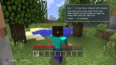 #MINECRAFT #Tutorial #Gameplay On #PlayStation 4 (#PS4)