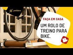 Como fazer um rolo de treino para bike? Pedaleria - YouTube