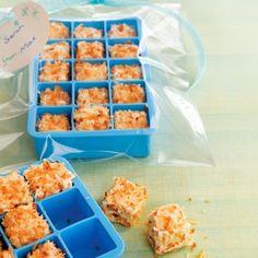 Fun and easy food gift idea: Macaroon Marshmallows