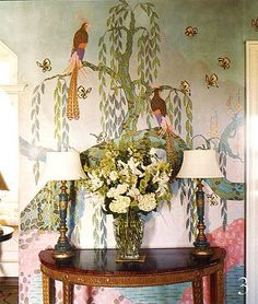 Murals I love. See. I'm not a total hater. | Emily Henderson