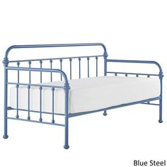Giselle II Antique Graceful Lines Iron Metal Daybed iNSPIRE Q Modern | Overstock.com Shopping - The Best Deals on Kids' Beds