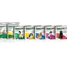 combo antiparassitario per cani  2-10 kg 3 pipetteArticoli per Animali -> Cura degli Animali