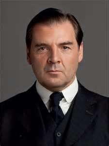 Mr. Bates / Downton Abbey Nothing is over. Nothing is done with.