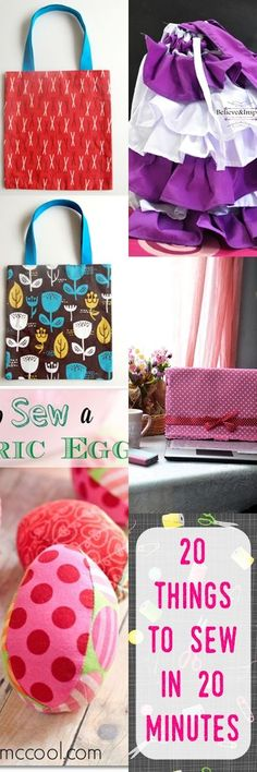 beginner sewing projects | easy things to sew | free sewing patterns