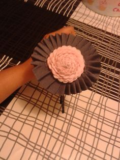 Diadema rosa piculina