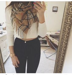 I can't wait for my scarf