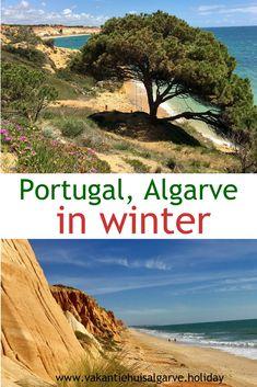Een gemiddelde winterdag in de Algarve in Portugal voelt eigenlijk gewoon alsof het lente is. De Algarve is een heerlijke plek om te overwinteren of gewoon een week of twee op wintervakantie te gaan. #Portugal #Algarve #Overwinteren #Wintervakantie #SuninWinter Europe On A Budget, Europe Travel Tips, Algarve, Faro Portugal, Couples Vacation, Winter Destinations, Beautiful Places In The World, Winter Travel, Winter Months