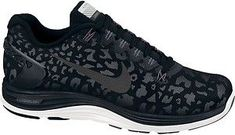 df3c222680b0 Nike 2013 FA Women Lunarglide 5 Shield Leopard Running Shoes Sneaker 615988  001