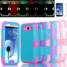 The galaxy s3 phone case