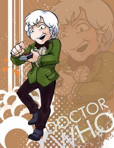 Doctor Who - Jon Pertwee by =Marker-Mistress on deviantART