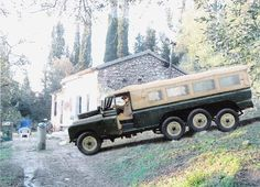 LandRover Series (III?) 8x8