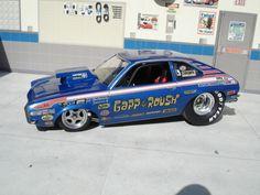 photos of gapp & roush drag cars | Gapp & Roush Pinto Pro Stock