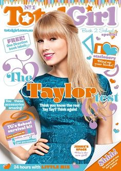 Total Girl February 2013 #magsmoveme  http://www.totalgirl.com.au/