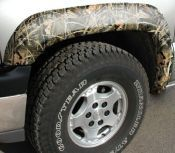 Camo Truck Accessories - Camo Bug Deflector, Camo Rain Guards, Camo Fender Flares, Stampede Camouflage Products