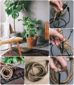 Conseguirás invertir el efecto: En vez de esconder el cable, querrás mostrarlo. ¿Reinventamos? http://wp.me/p2IG9P-kf