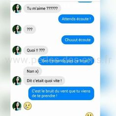 vent drague perles des sms Lol, Funny Texts, Funny Jokes, Sms Jokes, Rage, Funny French, Funny Text Messages, Fake Love, Good Jokes