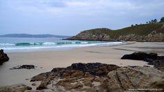 Playa de Rebordelo en Cabana de Bergantiños #CostadaMorte