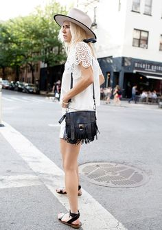 Street Style Renda