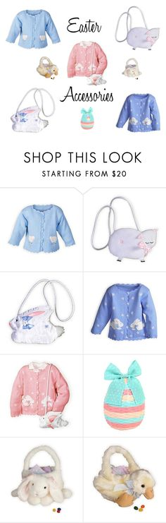 """""""Girls Easter Accessories"""" by woodensoldier on Polyvore"""