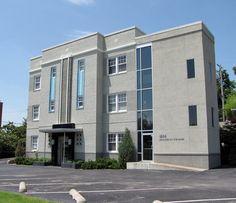 Art Deco Buildings, Tulsa, Oklahoma - Travel Photos by Galen R Frysinger, Sheboygan, Wisconsin