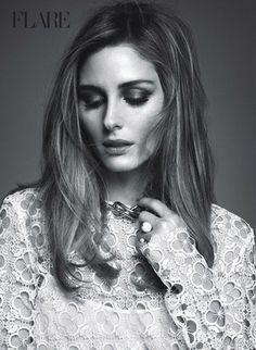 Olivia Palermo for Flare February 2015