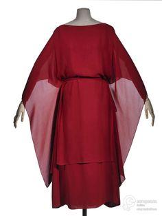robe du soir | Madeleine Vionnet, 1921