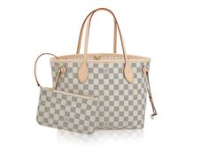 Louis Vuitton Damier Azur Canvas Neverfull MM Rose Ballerine – The Fashion Mart Louis Vuitton Handbags 2017, Handbags Uk, Louis Vuitton Neverfull, Cross Body Handbags, Designer Handbags, White Louis Vuitton, Louis Vuitton Monogram, Shoulder Handbags, Authentic Louis Vuitton