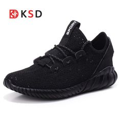 premium selection 5a0d6 51dce Men s Sneakers Large Size Running Shoes For Men Sports Athletic Shoes  Brethable Spring Summer Man Walking Black White Shoes Price history.