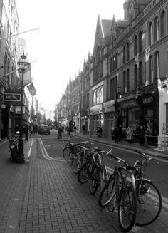 Ruas de Dublin | Fotografia de Joana Coelho | Olhares.com