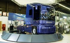 concept truck | The Truck of the Future! Renault's concept Magnum from the 1995 Paris ...