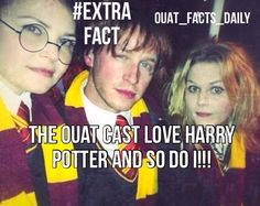 #extrafact  I love Harry Potter almost as much as once! @jenmorrisonlive…