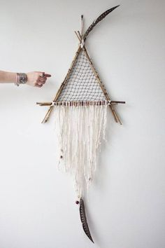 Curious Dream Catcher