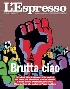La copertina dell'Espresso in edicola da domenica 11 giugno